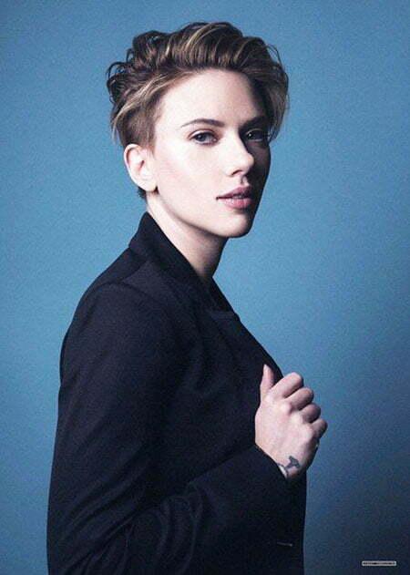 Scarlett Johansson Suho Sehun
