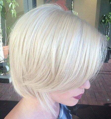 Blonde Bob Platinum Bobs