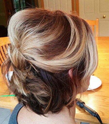 Hair Down Wedding Balayage