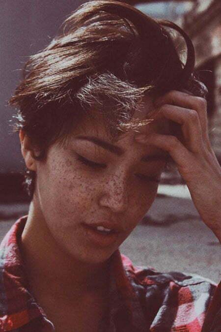 Lovely Pixie, Franco James Model