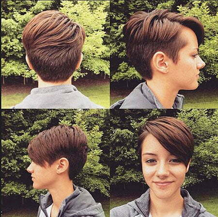 Pixie Short Hair, Pixie Short Hair Long