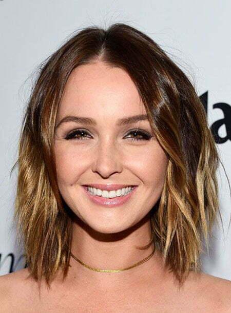 Hair Razor Length Color