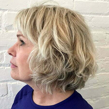 Layered Short Hairtyle Bob