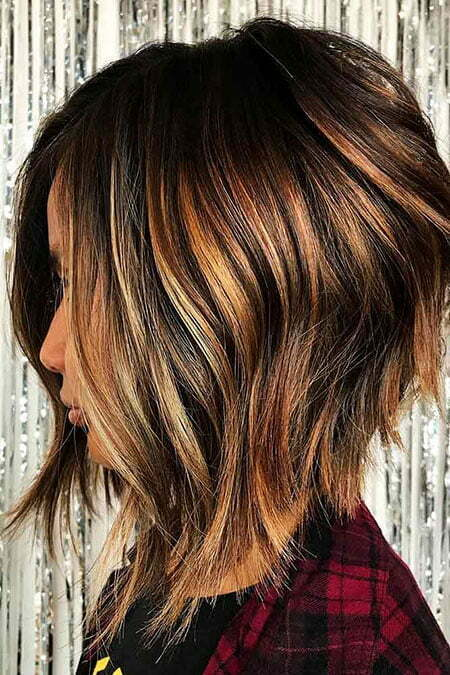 Best 25 Layered Bob Hairstyles