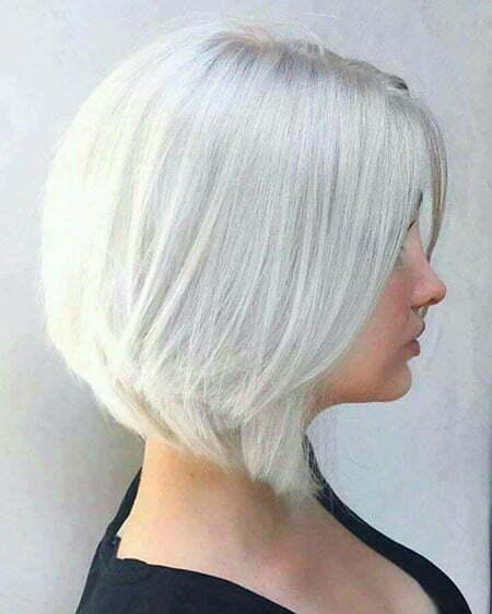 30 Best Short White Blonde Hair