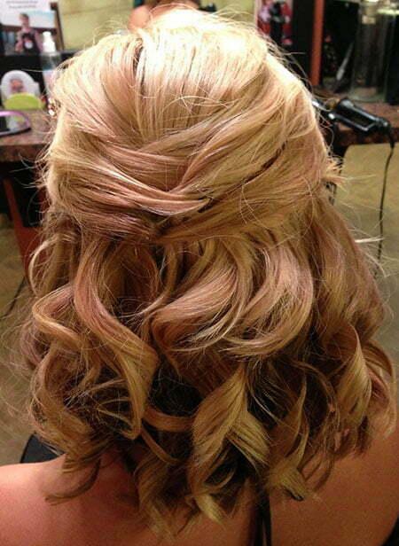 Wedding Hairtyle for Medium Short Haircut, Hair Wedding Length Medium