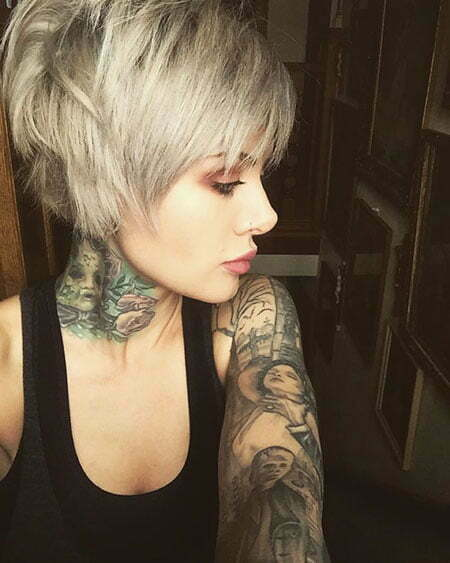 Pixie Hair Bob Short
