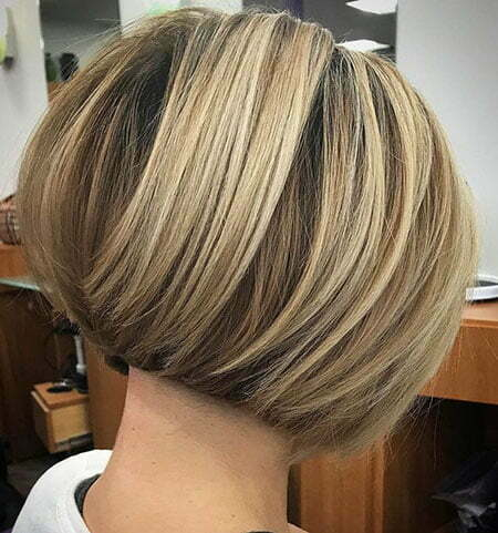Bob Bronde Stacked Layered
