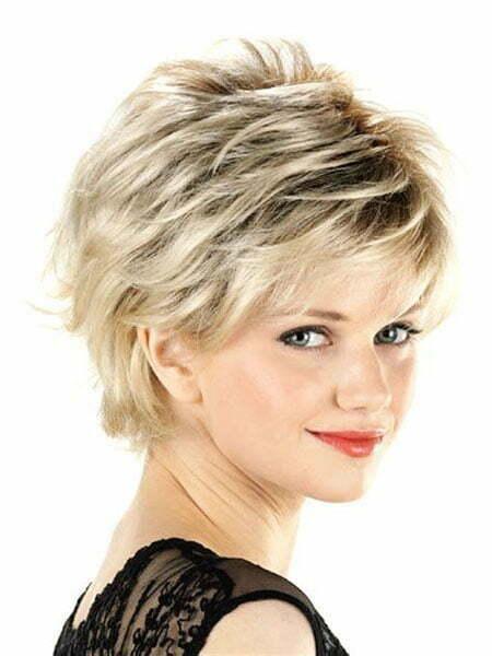 Hair Short Layered Hairtyles