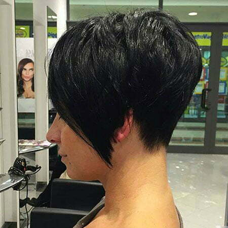 Pixie Layered Hairtyles Choppy