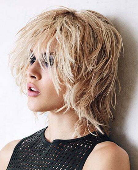 33 Short Choppy Haircuts Below Shoulder Length Haircuts