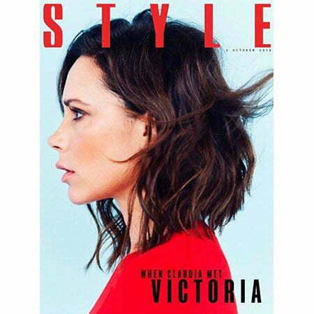 Hair Victoria Beckham Hairtyles