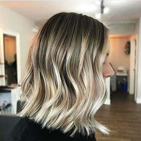 Blonde Balayage Ash Hair