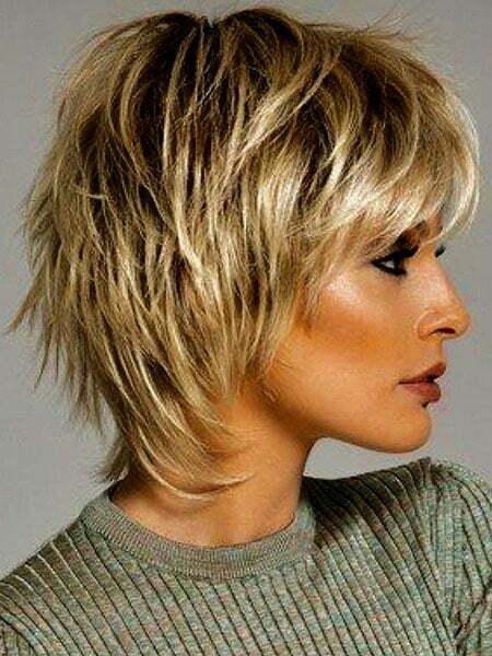 30 Short Layered Haircuts