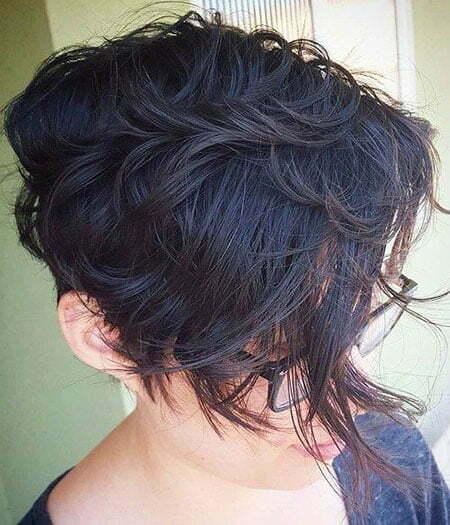 Bob Wavy Choppy Hair