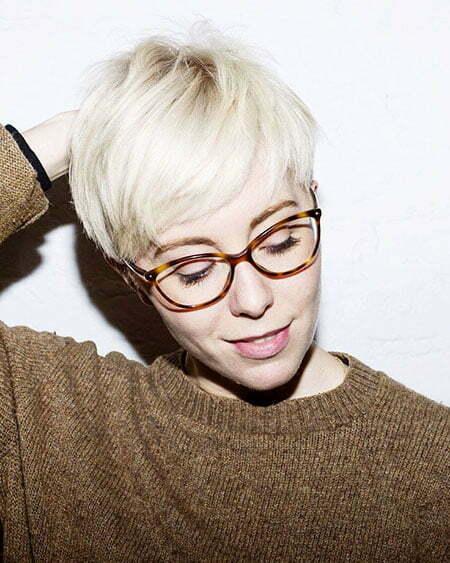 Blonde Platinum Short Yoongi