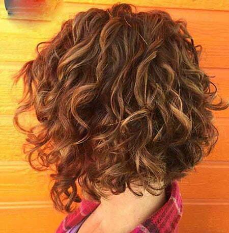 Curly Bob Hairtyles Mahogany