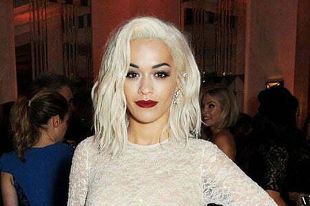 Blonde Platinum Kim Kardashian