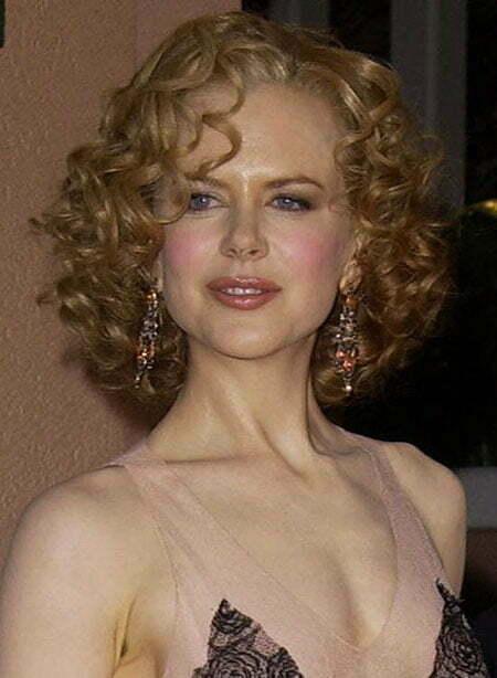 Curly Hair Classic Curls