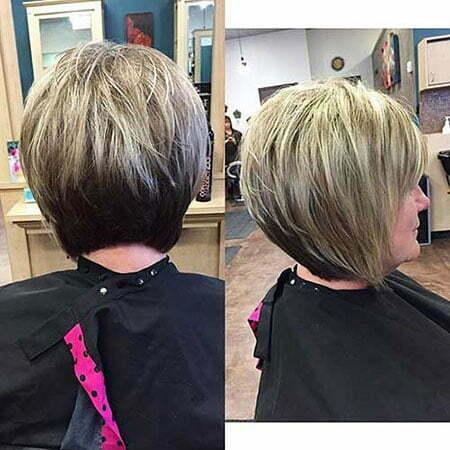 Modern Bob Cut, Bob Hair Women Layered
