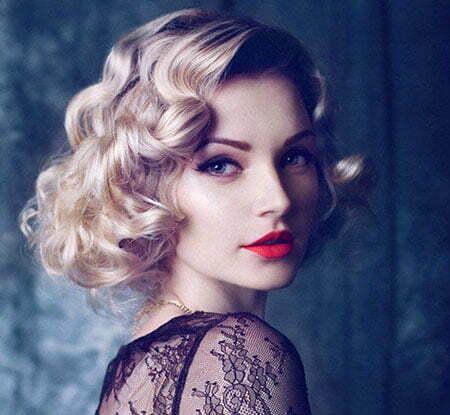 Vintage Curls, Vintage Hair Special Dos