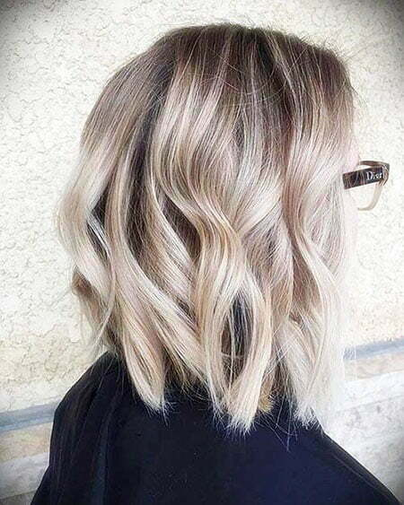 Beige Blonde, Hair Color Short Blonde
