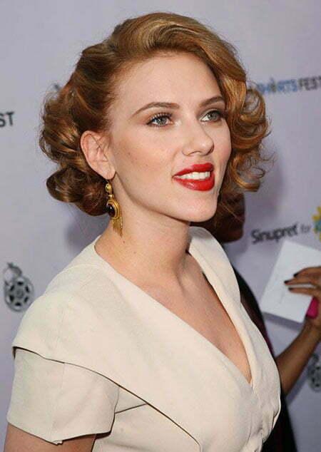Hair Scarlett Johansson 50