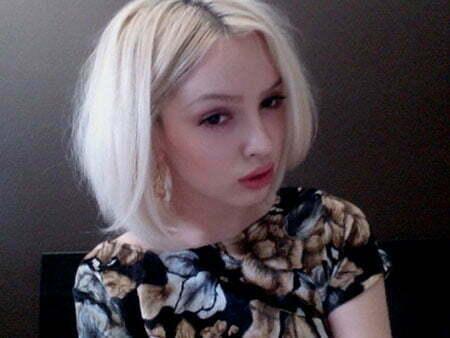 Blonde Hair Platinum Styles