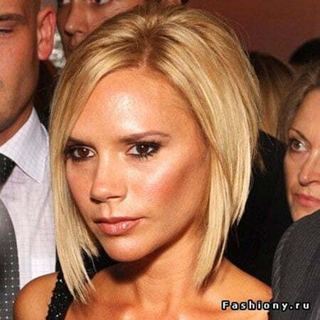 Hair Hairtyles Victoria Beckham