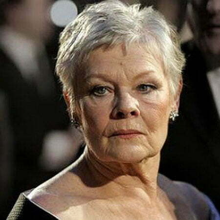 Women Overweight Judi Dench