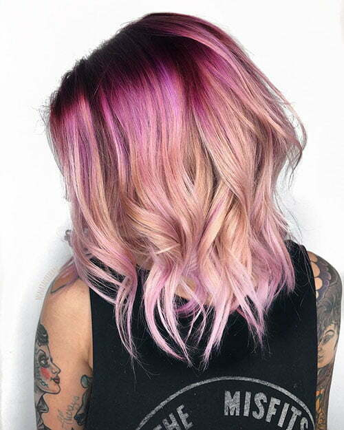 Cute Hair Color
