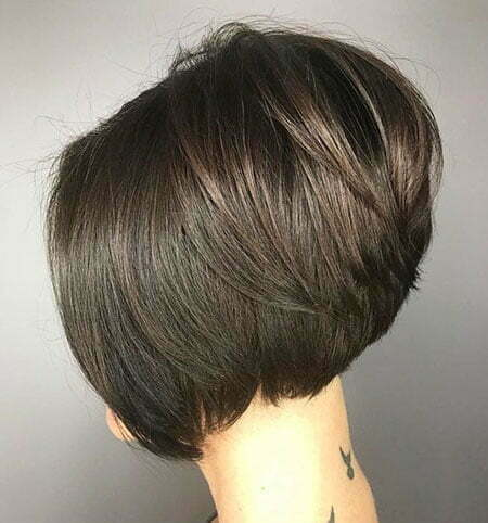 30 short layered haircuts