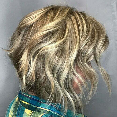 Dimensional Blonde Hair