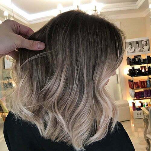 Ombre Haircolor