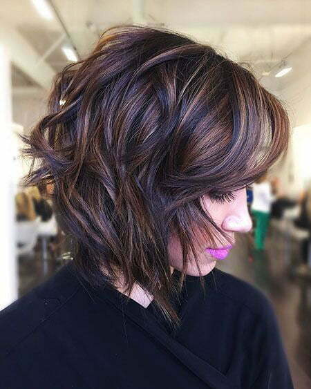 Bob Brown Women Balayage