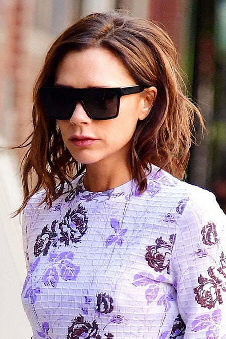25 Victoria Beckham Short Hair
