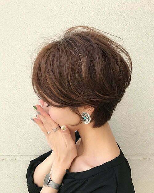 Short Cute Hair