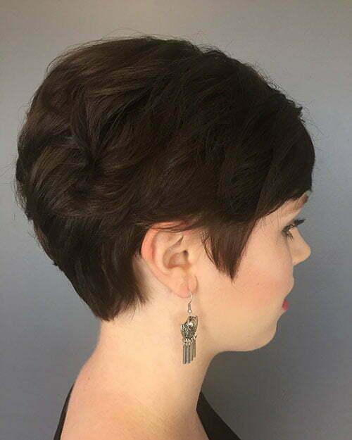 Casual Pixie Hair