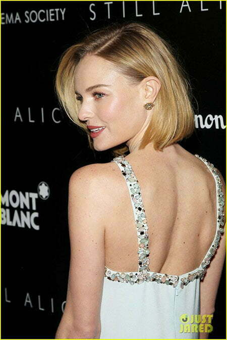 Simple Short Haircut, Short Hairtyles Kate Bosworth