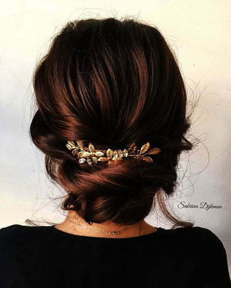 Hair Wedding Bridal Updo