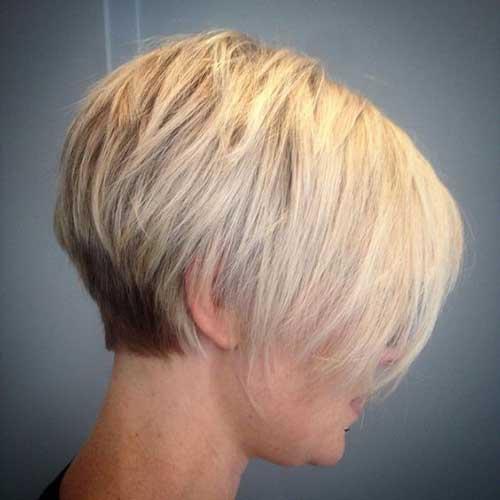 Fine Short Haircuts-10