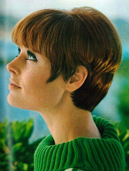 20 Pics Of 1960 S Short Hairstyles