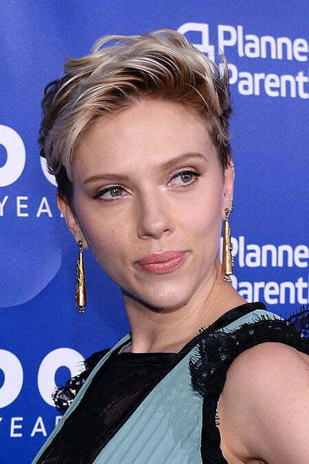 Scarlett Johansson City 2017