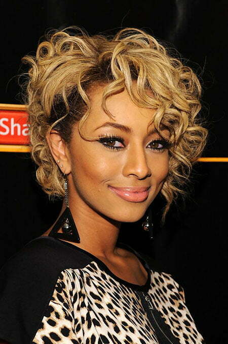 Curly Hair Keri Hilson