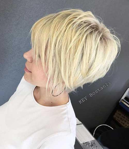 Fine Short Haircuts-12