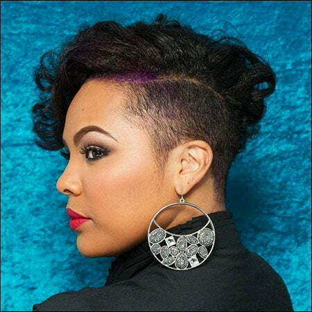 how to style a mohawk with long 20 black hairstyles for thin hair 1387