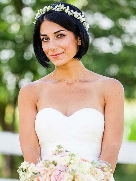 Wedding Bride Hair 50