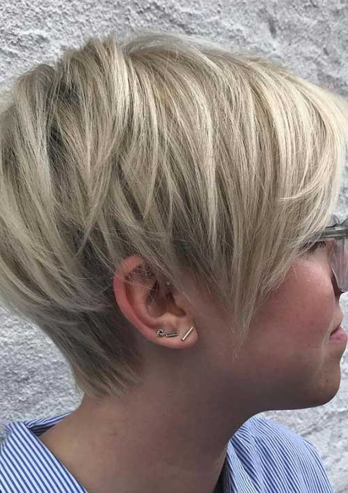 Fine Short Haircuts-14