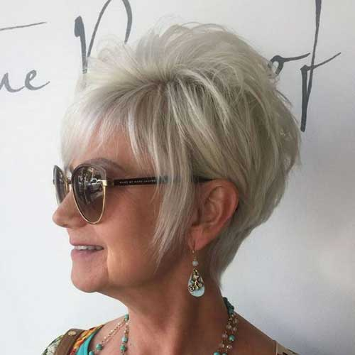 Classy Pixie Haircuts For Older Women Short Hairstyles