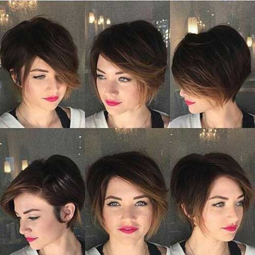 Stacked Short Haircuts-14 &quot;title =&quot; 14.Stacked Short Haircut &quot;/&gt;</a></p><h2>15. Feines Haar gestapelt geschnitten</h2><p> <a href=